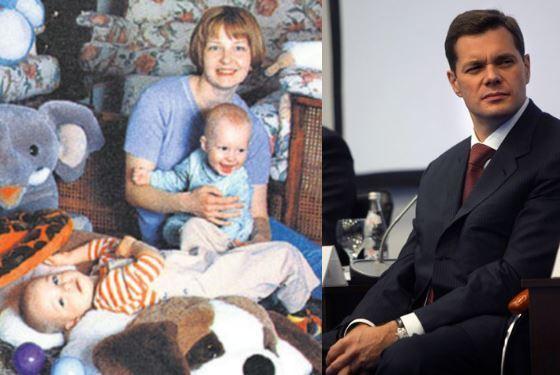 """В 1996 году российский предприниматель, генеральный директор """"Северстали"""" Алексей Мордашов развелся сосвоей женой Еленой."""