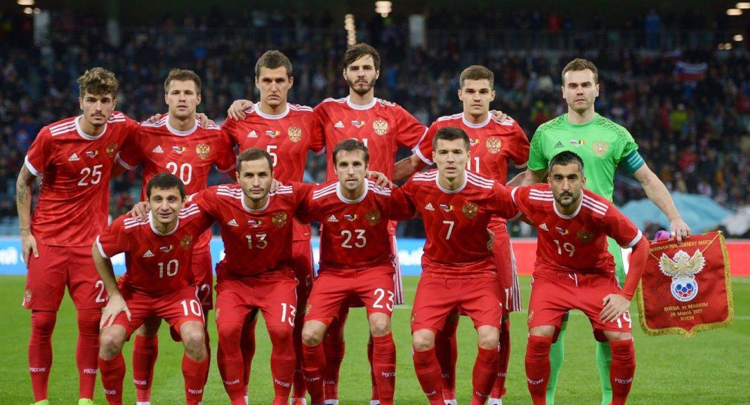 Сборная России по Футболу не играет в Екатеринбурге в Июне 2018