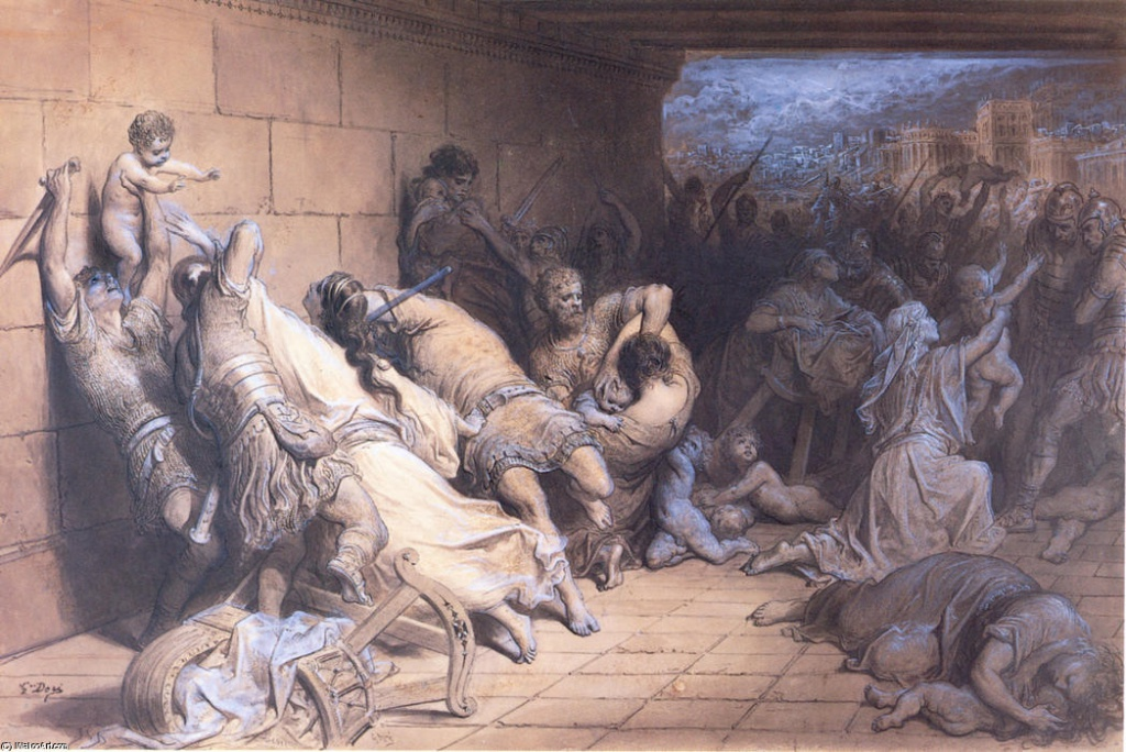 Gustave-Dore-The-Martyrdom-of-the-Holy-Innocents