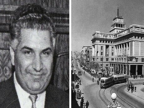 Вели Ахундов летом 1959 года был назначен на пост первого секретаря ЦК компартии Азербайджана.